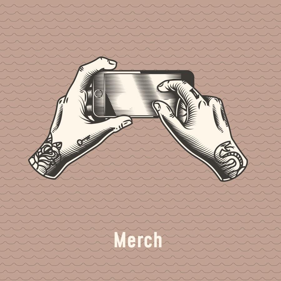 pcb merch store